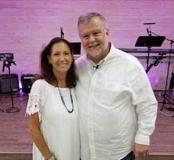 Pastors Andrew & Cathy Rutherford